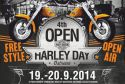 Open Harley Day 2014