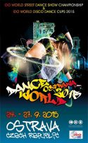 Dance World Ostrava 2015