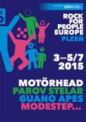 Rock for People Plzeň 2015