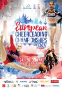 European cheerleadiing championships 2017