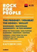 rock for people 2018