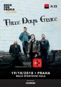 three days grace 2018